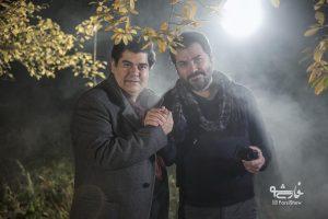 محمد سیحونی و سالار عقیلی