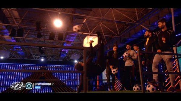 دانلود تیزر دوم مسابقه شوتبال
