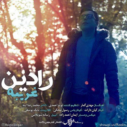 """موزیک ویدئو """" غریبه """" با صدای رادین و کارگردانی محمد سیحونی منتشر شد"""